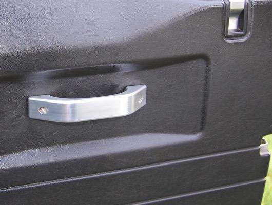 Aluminium Trims and Interior Enhancements image