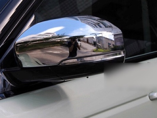 Chrome Exterior Accessories image