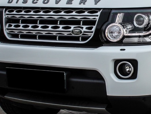 Grilles and Side Vents image