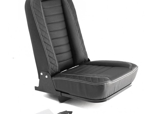 Defender Load Space Seating and Bench Seats by Exmoor Trim image
