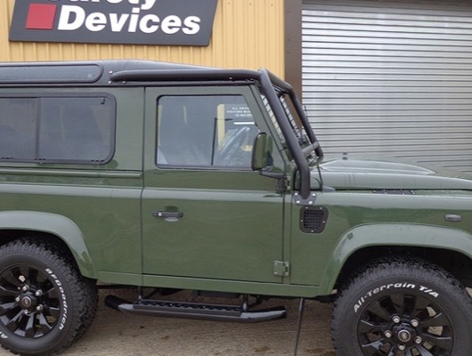 Defender Roll Cages