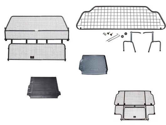 Dog Guards and Loadspace Solutions for Sport image