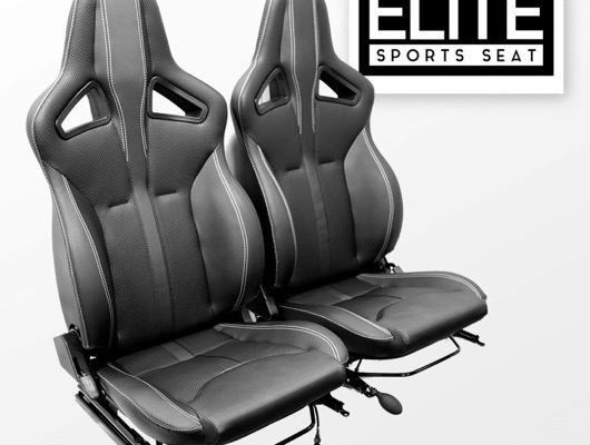 E-Sport Seats by Exmoor Trim for Defender