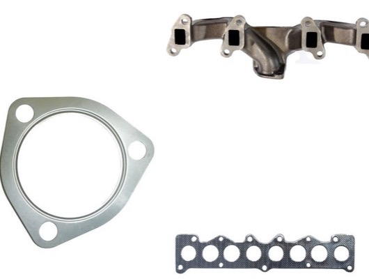 Inlet and Exhaust Manifold