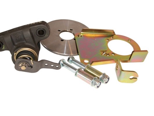 Handbrake Drum to Disc Conversion Kits for Discovery image