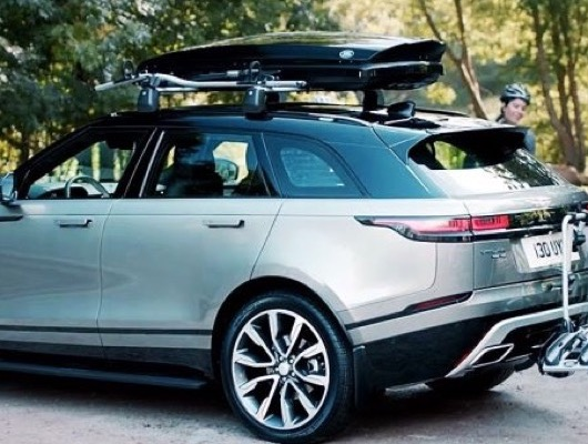 Carrying and Towing for Velar image