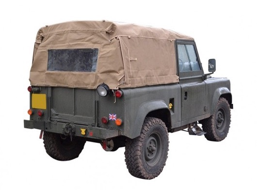 Defender Hoods by Exmoor Trim image