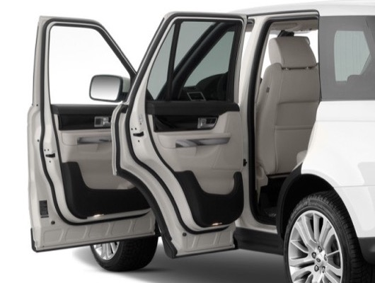 Rear Side Doors image