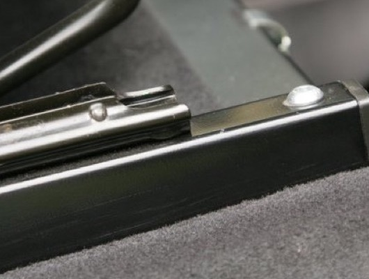 Extended Seat Rails image