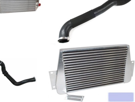 Intercoolers and Silicone Intercooler Hoses image