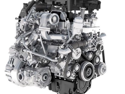 4.2 & 4.4 Jaguar Engine