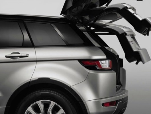 Tailgate Door Trims image