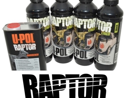 Raptor Vehicle Protection and Wrapping Enhancement image