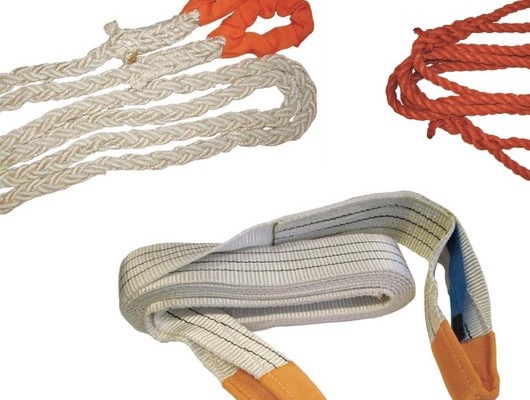 Ropes, Strops and Accessories