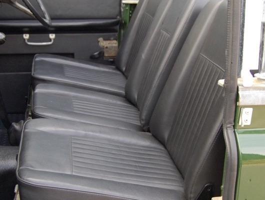 Seats and Interior Trim image