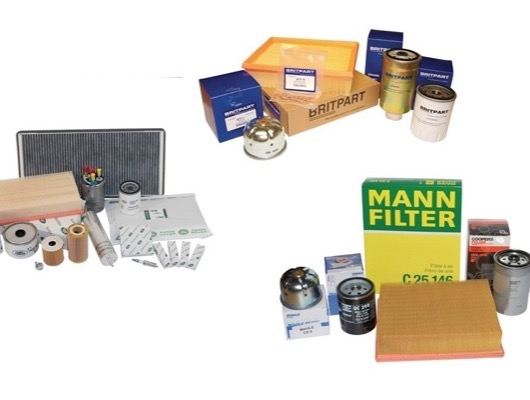 Service Kits, Filters and Ignition Parts image
