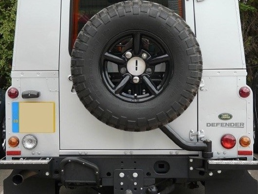 Spare Wheel Carriers and Swingaways image