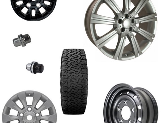 Wheels and Tyres image