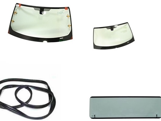 Windscreen and Rear Screen