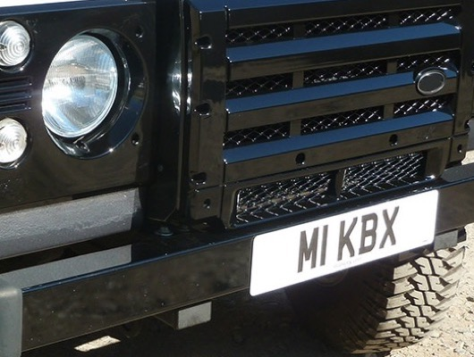 KBX Grilles Vents and Lamp Guards image