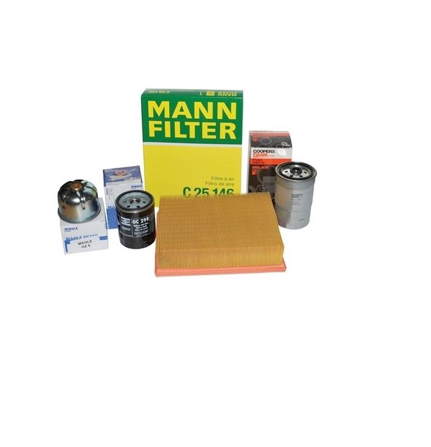 Service Kits and Filters for 2.7 TDV6 image