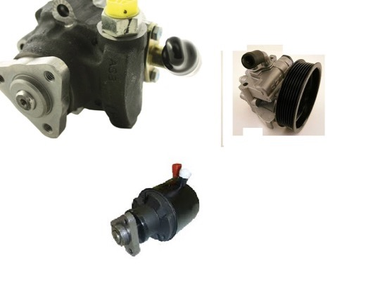 Power Steering Pumps and Hoses image