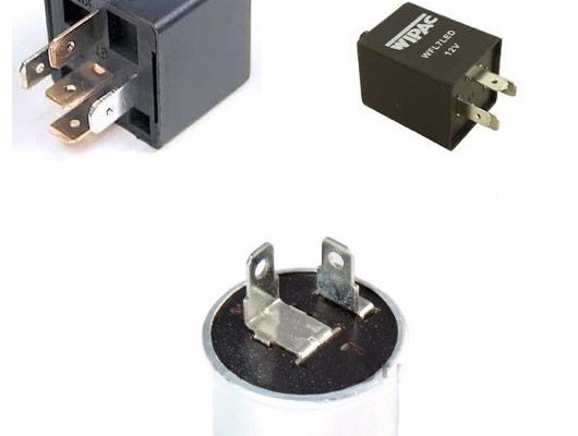 Relays and Flasher Units image