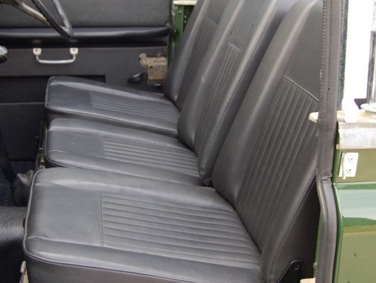 Seats and Interior Trim image