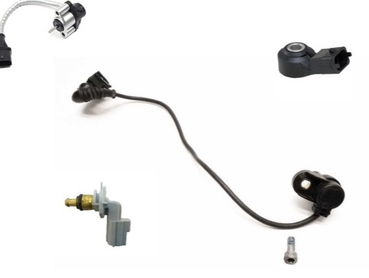 Engine Electrics and Sensors image