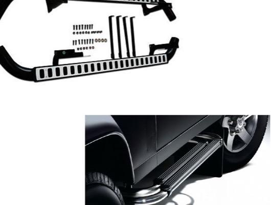 Side Steps for Defender 110 image