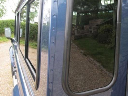 Side Door Windows and Quarter Glass