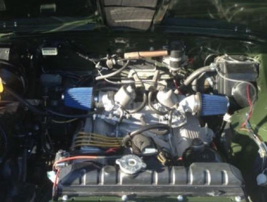 V8 Petrol image