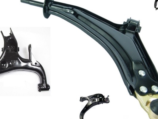 Rear Suspension Arms and Links image