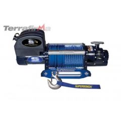 1612201 - Talon 12.5Sr Winch With Synthetic Rope And Hawse Aluminium Fairlead