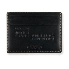 51LDLG599NVA - Range Rover Heritage Leather Card Holder - Darian Gap