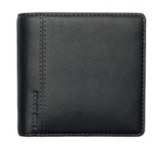 51LRSLGTRXTFW - Land Rover Leather Wallet - Soft Leather with Land Rover Branding