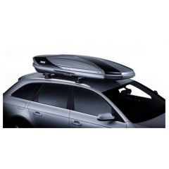 6119T - Thule Excellence XT Roof Box - 2 Tone Titan Glossy/Black Glossy Roof Box