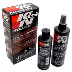 99-5050 - K&N Cleaning Kit - Dirt Retention Lubrication Oil and Cleaning Solution