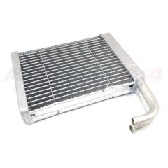 AAP817 - Heater Matrix for Land Rover Defender 90/110 - Fits up to 1998 with Downward Facing Outlet/Inlet Pipes