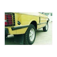 BA167 - Side Mouldings In Black for Range Rover Classic - Two Door