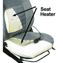 BA2410 - DIY Seat Heater Kit - Comes as a Kit Sold as a Pair