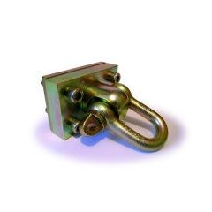 BA2682 - Swivel Shackle - Heavy Construction With Point Fixing
