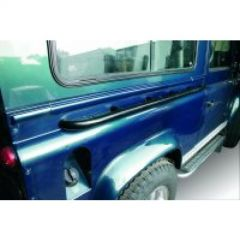 BA3692 - Body Bars by Bearmach - For Defender 110 (Fitted To Rear Wing Panel)