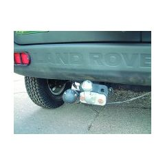 BFA8002 - Fixed Tow Hitch (Two Height) - Bolts To Existing Holes In Chassis (No Ball Included) - For Freelander 1
