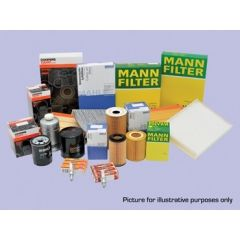DA6014P - Full Service Kit using OEM Branded Filters For Freelander TD4 Diesel - Upto 2A209830 (Picture For Illustration)