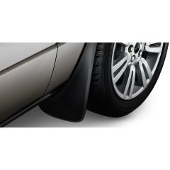 CAS000150PMA - Genuine Front Mudflap Kit - For Range Rover L322 from 2002-2006 (up to 5A999999 Chassis Number)