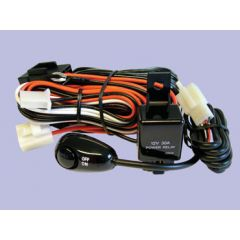 DA1064 - Harness, Fuse, Relay & Digital Switch For Roo-Lite