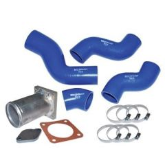 DA1109DIS - Britpart Silicone Intercooler Kit and EGR Blanking Kit for TD5 Disco - Will fit Discovery TD5 Vehicles