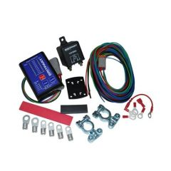 DA1174 - Split Charge System - Microprocessor Controlled Dual Battery Management System