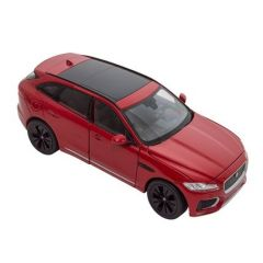 DA1413 - Jaguar F-Pace Model in Red - 1:24 Scale